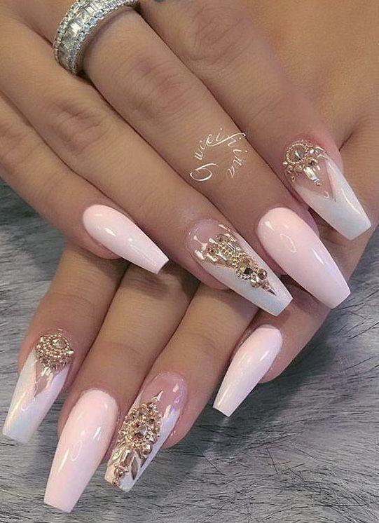 Elegant Nails Ombre Nail Art Designs Gucci Nails Gorgeous Nails