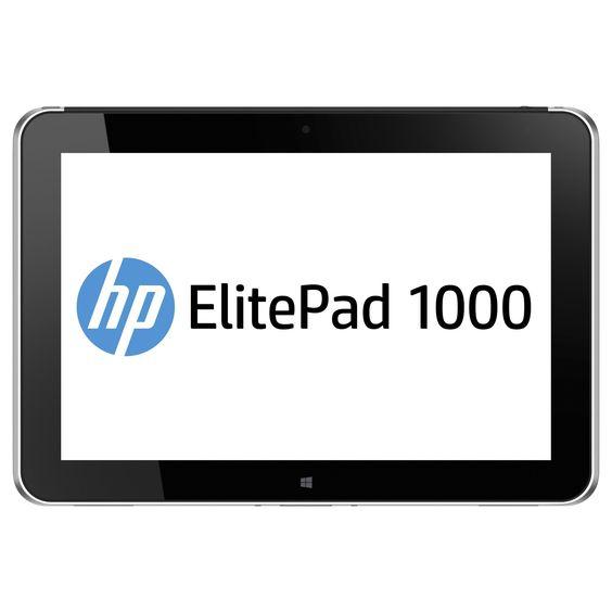 "HP ElitePad 1000 G2 64 GB Tablet - 10.1"" - BrightView - Wireless LAN, Grey #G4T20UA#ABA"