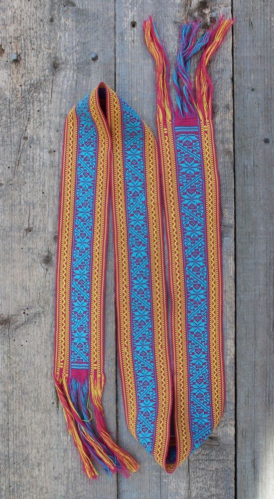 Striped Sash-Boho Belt-CHOICES-Belt-Woven Sash-Boho Gypsy Clothing
