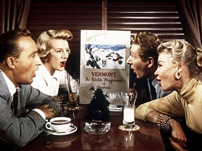 White Christmas, Bing Crosby, ... | Bing Crosby, Danny Kaye, and Rosemary Clooney deck the halls in this Yuletide classic.