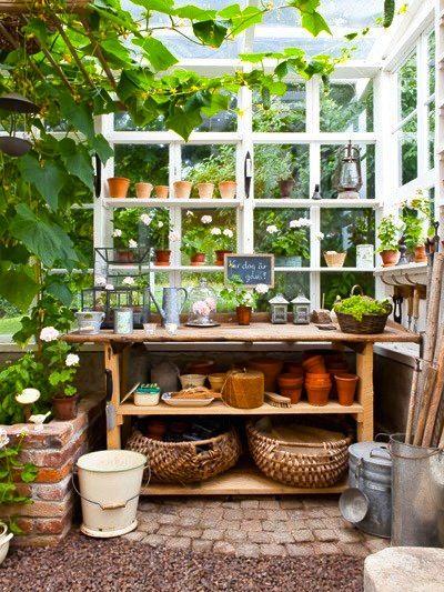 garten on pinterest | gardens, sheds and courtyard gardens, Best garten ideen