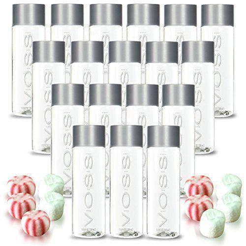 Voss Artesian Still Water, 16.9000-ounces (12 Pack)