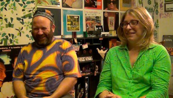Cita en las Diagonales: Natalia Smirnoff y Alejandro Franov
