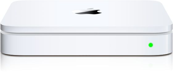 Apple - Time Capsule - Automatic backup for Mac and an 802.11n Wi-Fi base station