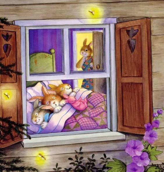 snuggle bunnies: