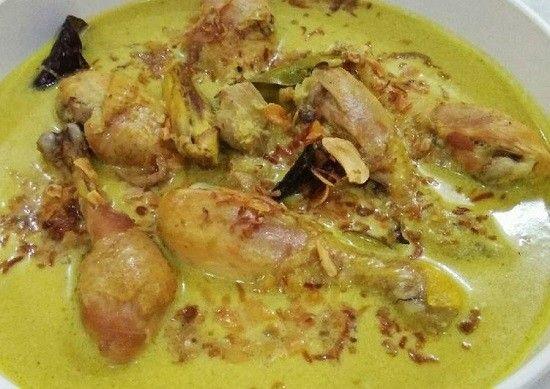 5 Resep Opor Ayam Spesial Yang Gurih Nikmat Dan Mudah Dibuat Resep Resep Cabai Rawit Resep Ayam