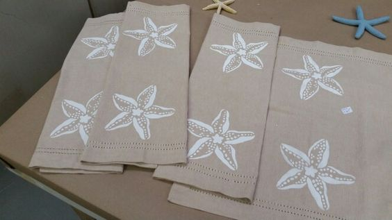 stencil on fabric - make it your own with Chalk Paint® by Annie Sloan