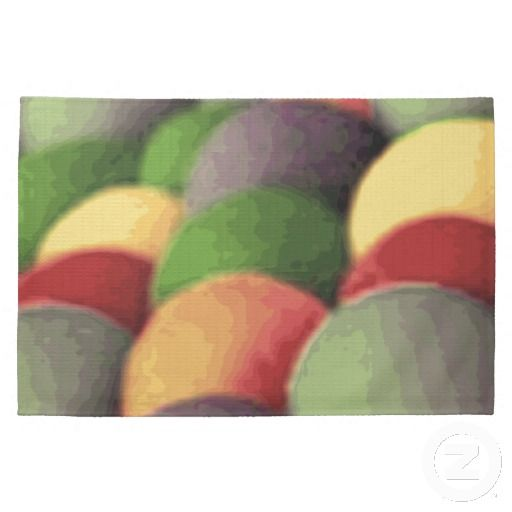 Fall Rainbow Art Kitchen Towel by Just For Mom