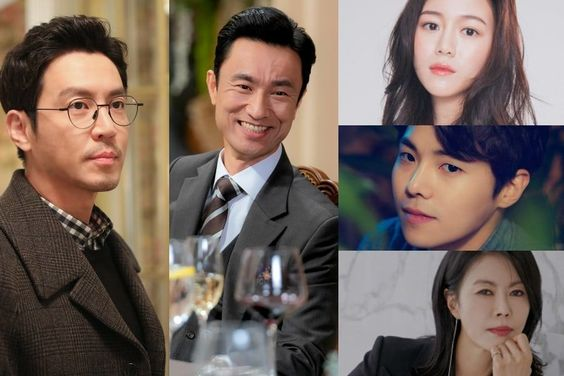 Choi Won Young, Kim Byung Chul, And More Confirmed To Join Namgoong Min In New Drama