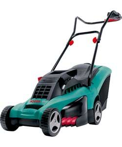 Buy Bosch 1400W Rotak 37 Electric Rotary Lawn Mower - 1400W at Argos.co.uk - Your Online Shop for Rotary mowers, Lawnmowers, Limited stock Garden and DIY.