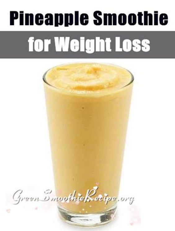 Fat burning, Smoothie and Weights on Pinterest