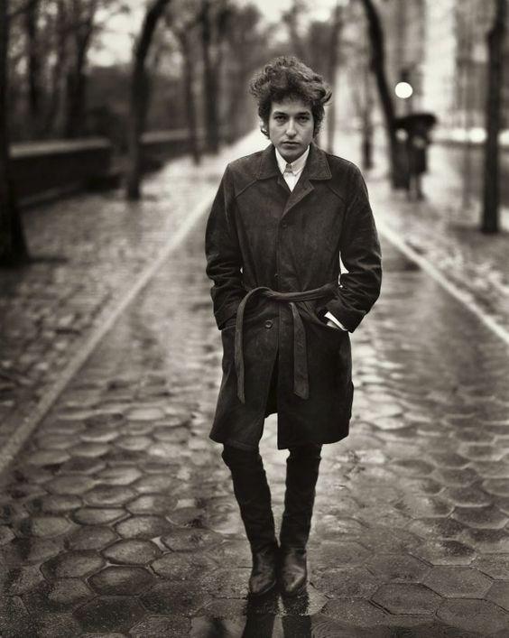 Richard Avedon. 'Bob Dylan, Singer, New York City, February 10, 1965