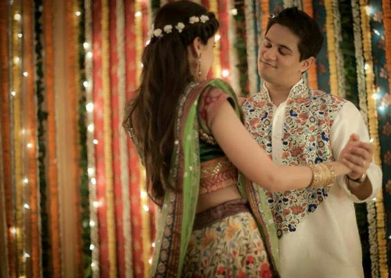 Bangladeshi #wedding #bride - LOVE her hair!