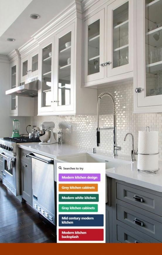 Kitchen Cabinet Cream Color Cabinets