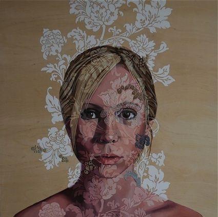 Artistaday.com : Fort Wayne, IN artist Katherine Rohrbacher