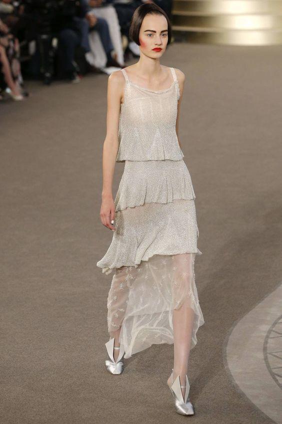Chanel monta cassino em desfile e dá as cartas na Semana de Alta Costura - Vida & Estilo - Estadão