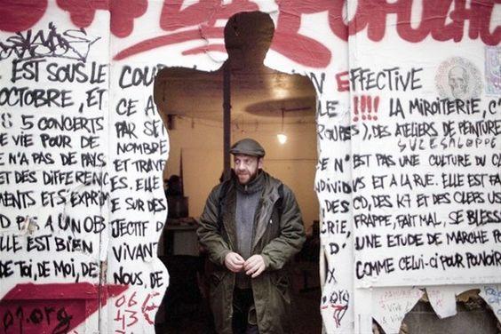 Artistas perdem espaço em Paris. - 3 (© NYT)