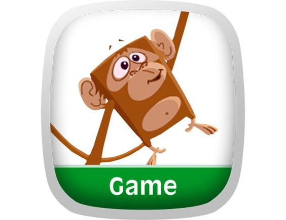 Stretchy Monkey: a LeapFrog App Center best seller - GT loves his leap pad w/head phones great in the car!