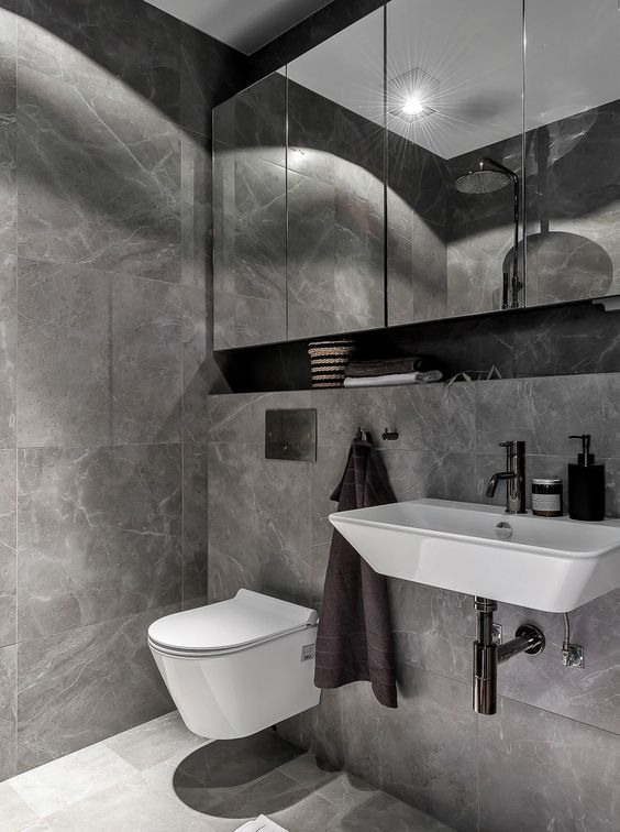 Fresh Modern Bathroom