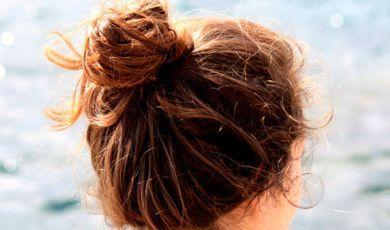 Peinados para el calor