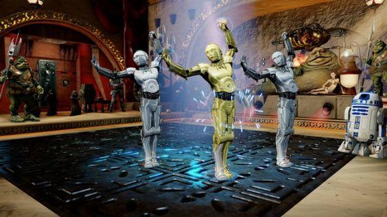 Star Wars Kinect para XBox, integra audio y efectos increíbles. ¡Ve nuestra reseña!