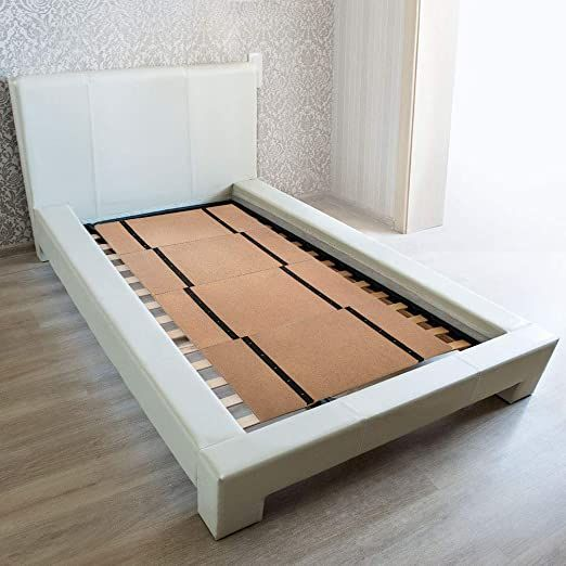 Dmi Folding Bunkie Bed Board For Mattress Support Can Be Used Instead Of A Box Spring To Streamline And Minimize The B In 2020 Bed Support Bed Boards Mattress Support
