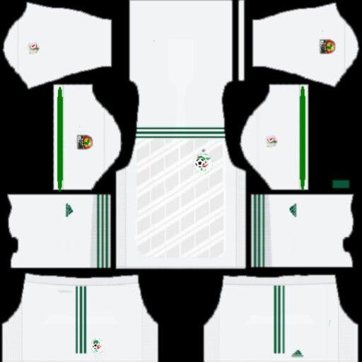 Kit Algeria Kit Letters Symbols