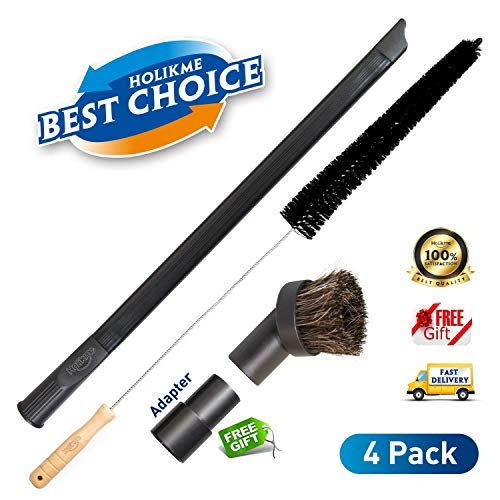 Dryer Cleaning Kit General Vacuum Hose Attachment Flexible And 28 Inch Flexible Dryer Vent Cleaning Brush And Ref Dryer Cleaning Vent Cleaning Clean Dryer Vent