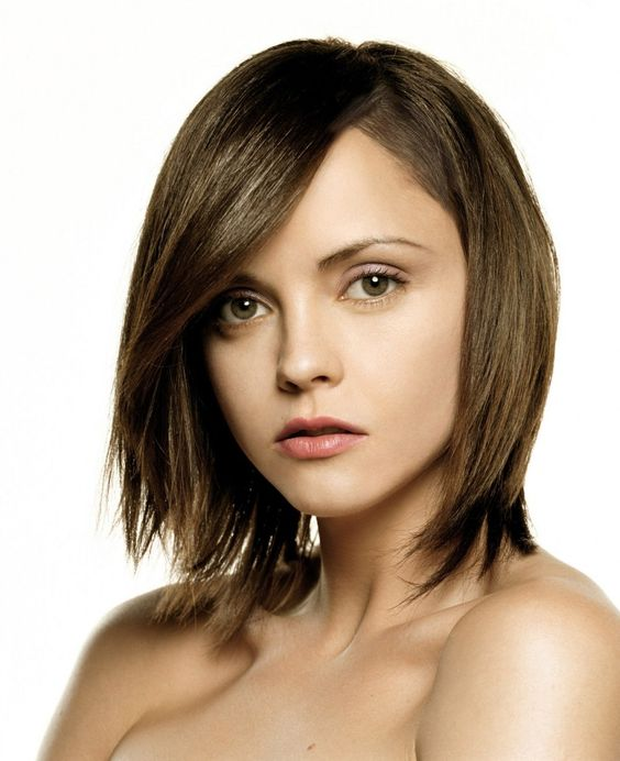 coil hairstyles : Christina ricci, Hair cut and Crushes on Pinterest