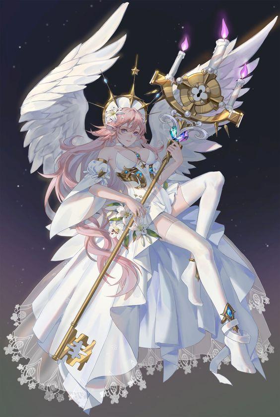 ArtStation - angel, 嗨 嗨