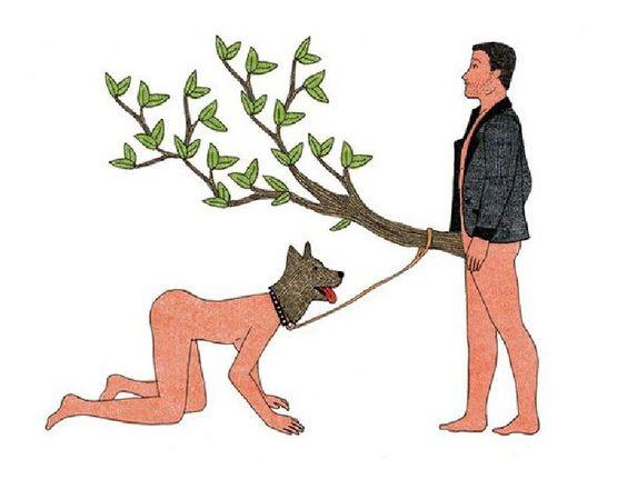 Marion Fayolle poema visual satira Cultura Inquieta  26