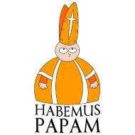 """Passend zum Konklave, die Papstwahl im Vatikan. """"habemus Papam"""""""