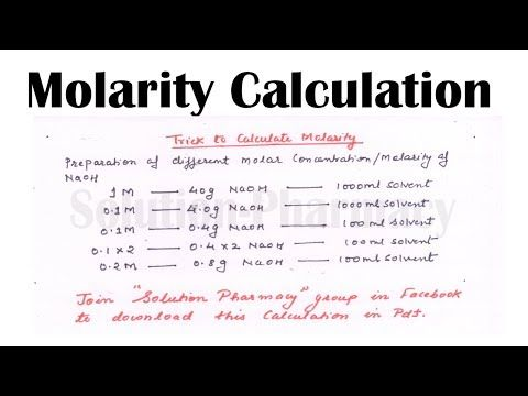 44++ Molarity and dilution worksheet For Free