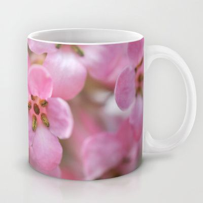 Pinkies Mug by Lisa Argyropoulos - $15.00