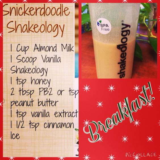 Healthy and nutritious! This shakeologies recipe is delicious and easy to make.