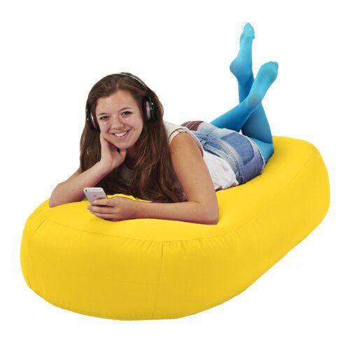 Sofa Clearambient Polsterfarbe Gelb Bean Bag Sofa Faux Fur Bean Bag Bean Bag Bed
