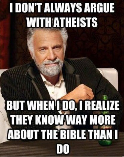 Funny Meme Religion : Atheists meme lol and funny pictures get the best
