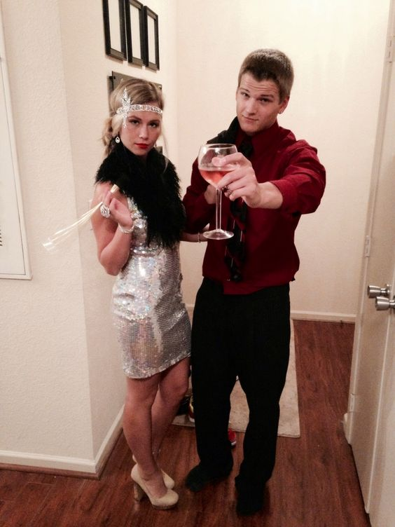 Gatsby and Daisy couples costume | Holidays | Pinterest | Costumes ...