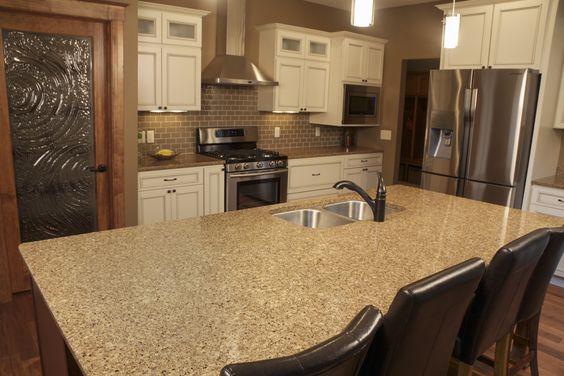Menards Countertop Options : RiverStone Quartz creates the perfect countertop to bring your family ...