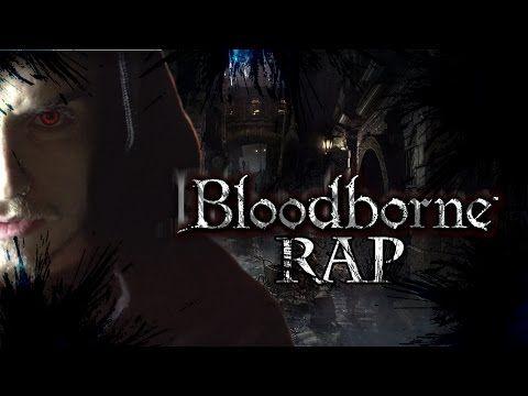 BLOODBORNE EPIC RAP | ZARCORT - YouTube