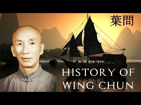 History of Wing Chun Kung Fu - YouTube-I don't think I agree with this video but it has an interesting thought and opinion.