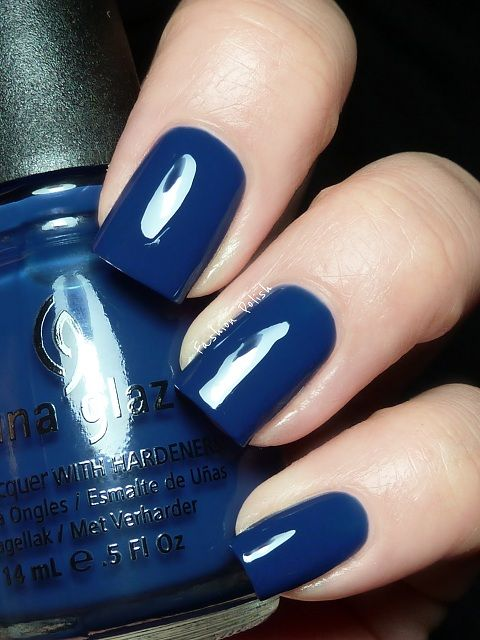China Glaze: Man Hunt
