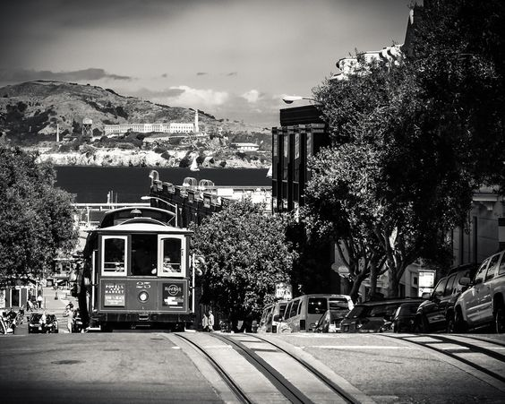 Ride a cable car in San Francisco