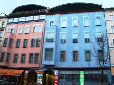 Berlin Colorful Kreuzberg