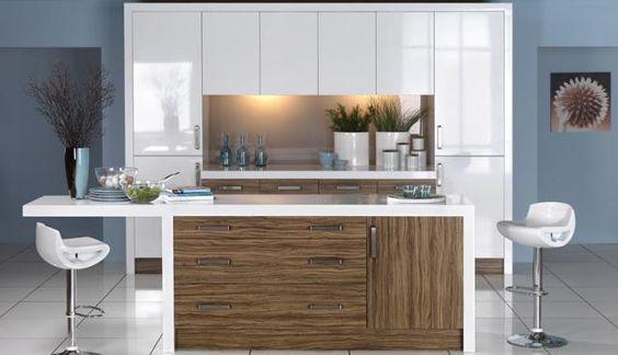 Island ideas Home Office Pinterest Kitchens - reddy k chen sindelfingen