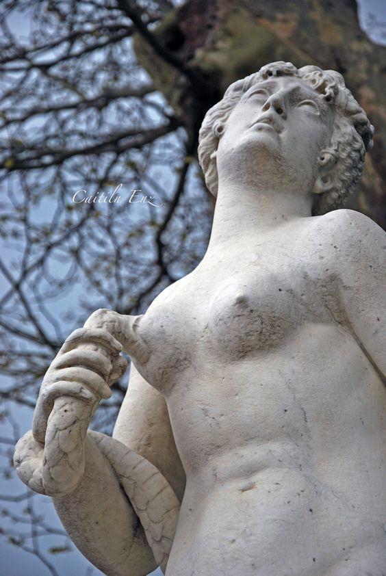 Cléo à Versailles