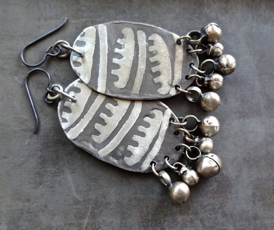 Metalsmith metalwork sterling in pewter with by DiPiazzaMetalworks, $85.00