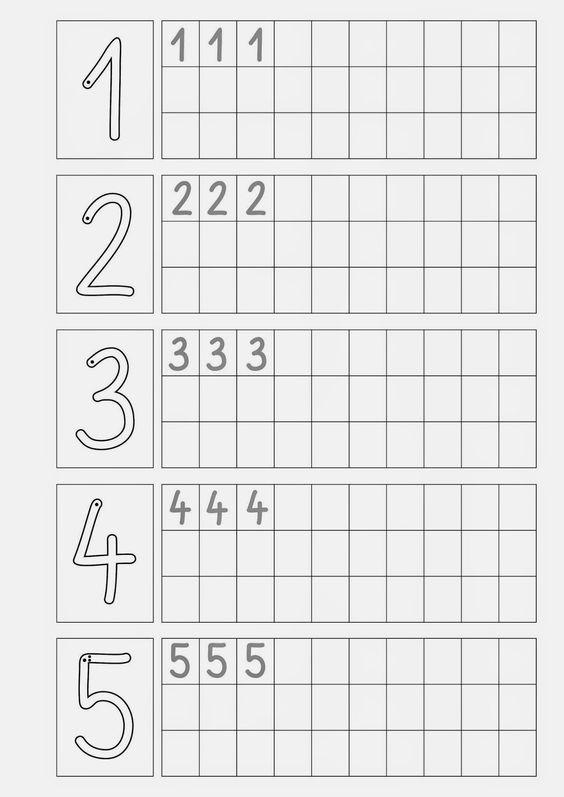 Tolle Einfache Mathematische Arbeitsblätter Für Kinder Im ...