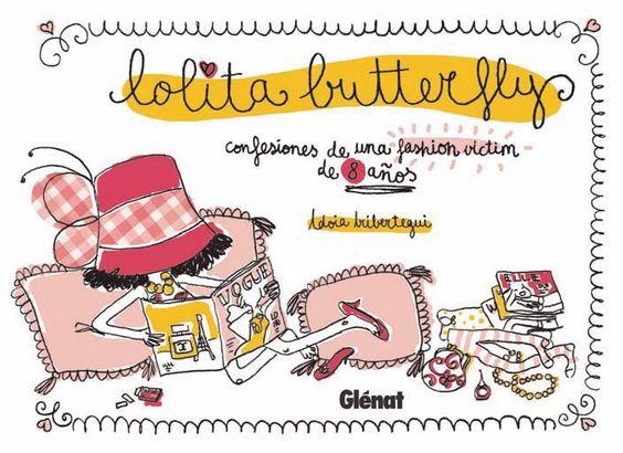 Lolita Butterfly (by Idoia Iribertegui)