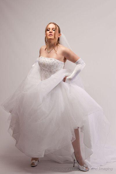 This Beautiful Bridal Crossdresser Is Chelsea Von Chastity